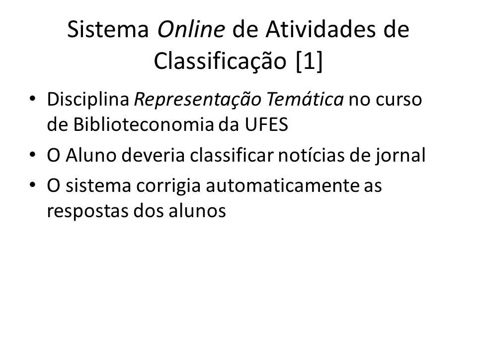 Sistema Online de Atividades de Classificação [1]